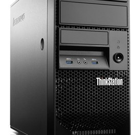 Lenovo E32 Workstation Hardware News