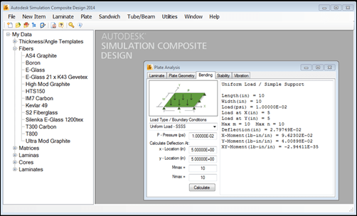 Autodesk Simulation Composite Design