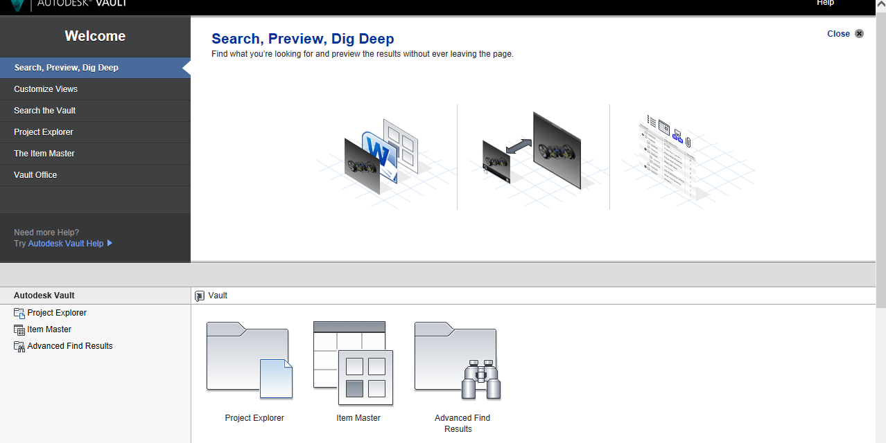 Autodesk Vault 2014 Subscription Release 1