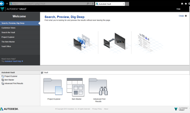 Autodesk Vault 2014 Subscription Release 1