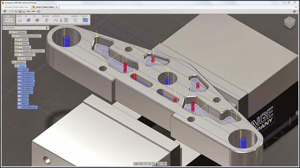 Autodesk CAM 360