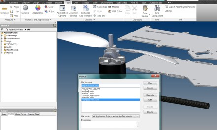 """Replace Some"" components in Inventor 2014"