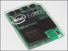 Intel Edison based on Quark