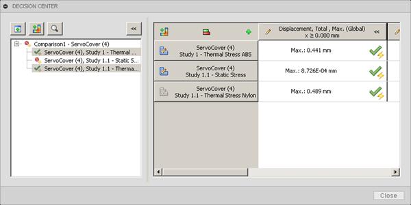 Autodesk Sim 360 Decision Center