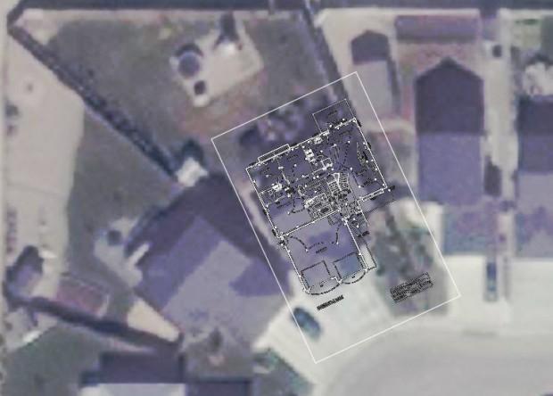 AutoCAD 2015 - PDF Underlay over Map Image