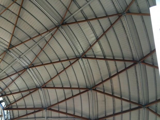Convention Center Roof Sydney