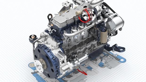 Solid Edge ST7 Keyshot Engine Rendering