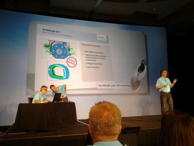 Solid Edge University 2014 Presentation Duplicate Component