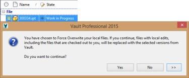 VC Same Version + GET_FORCE_DL