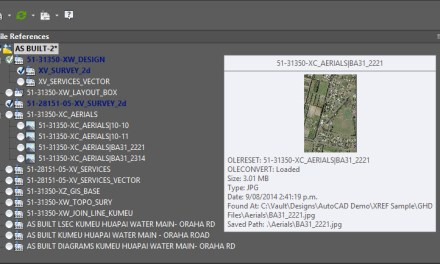 AutoCAD's Vault Browser