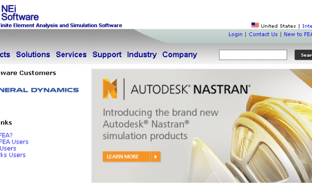 Autodesk Simulation Nastran Launch : Where They are Now