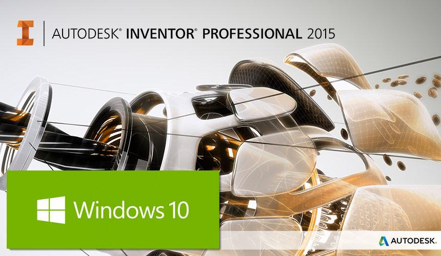 inventor 2014 windows 10