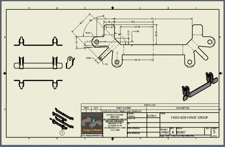 Autodesk Inventor Pasted views
