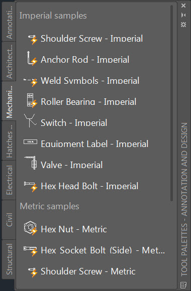 AutoCAD Deep Dive Series: Tool Palettes, Design Center, and