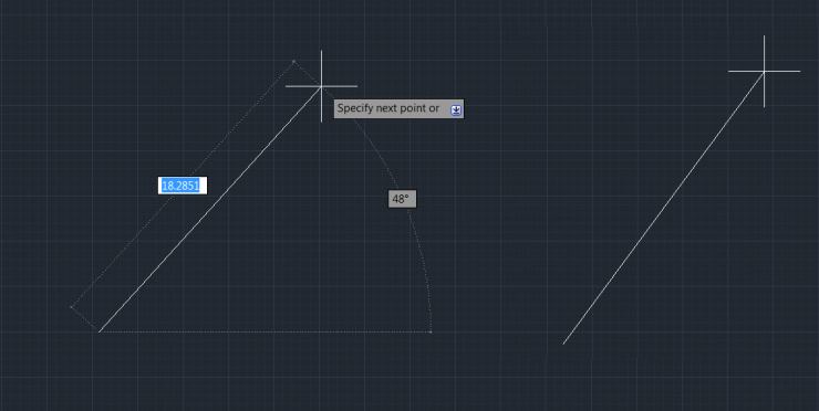 Dynamic Input vs. No Dynamic Input