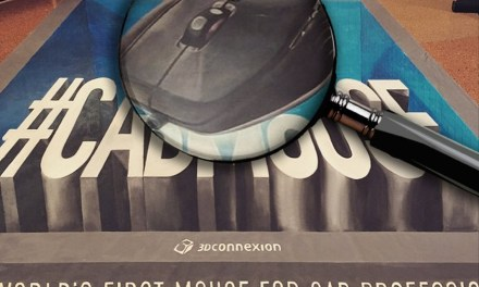 3Dconnexion CadMouse – Hands On Review