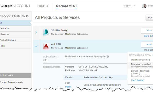 Autodesk 2016 Products Download Links – Including Suites