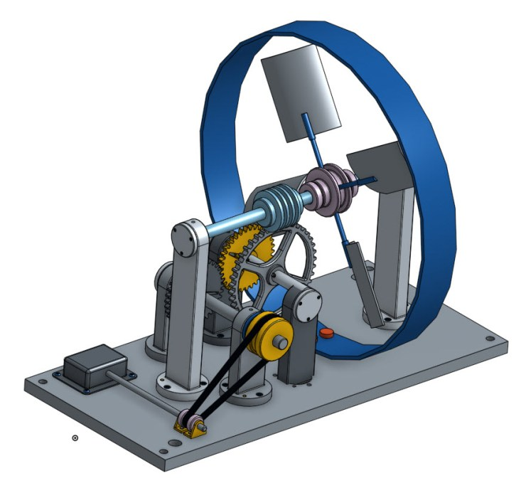 Onshape Sample Assembly