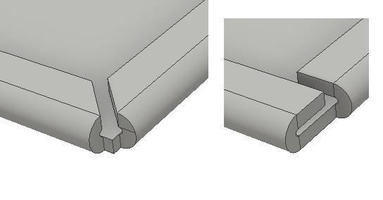 Inventor Hem - Corner Conditions