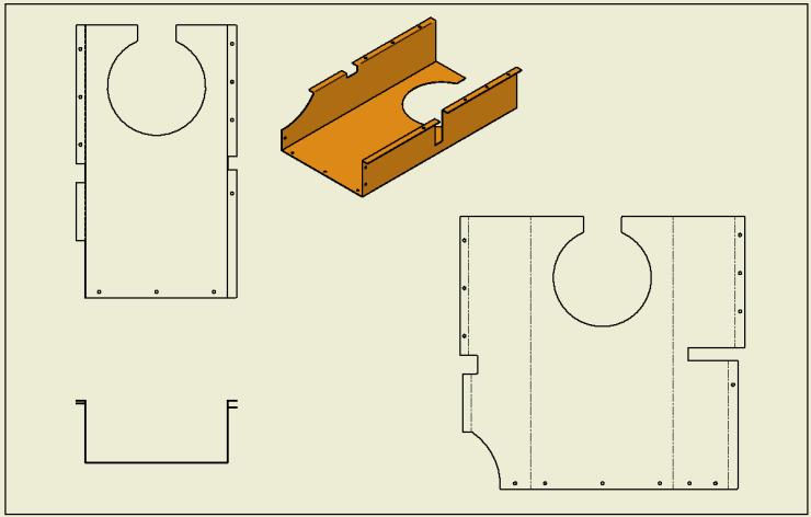 Inventor SM Base Views