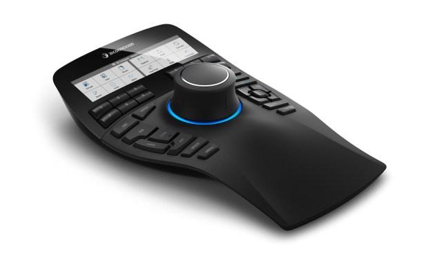 3Dconnexion SpaceMouse Enterprise Available Now