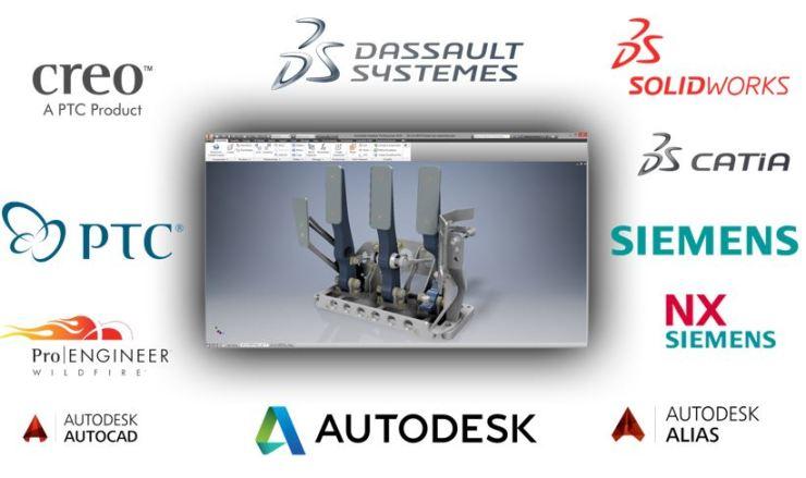 Autodesk Inventor AnyCAD