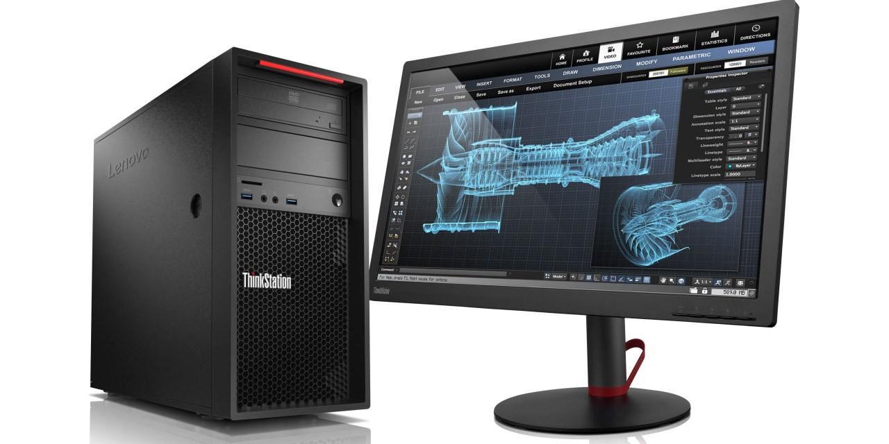 The New Lenovo Workstations are here!