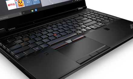 Lenovo ThinkPad P50 Mobile Workstation – 3 Month Review