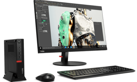 Must Check out – the ThinkStation P320 Tiny from Lenovo