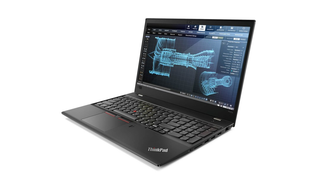 ThinkPad P52s Iso