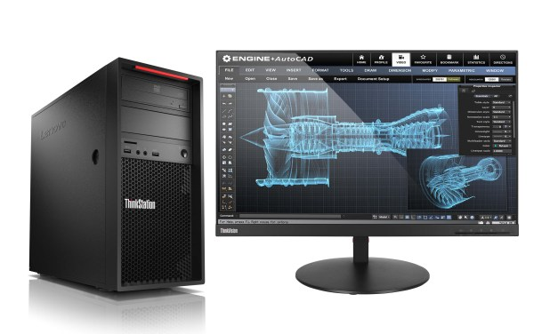 New at AU: Lenovo ThinkStation and ThinkPad