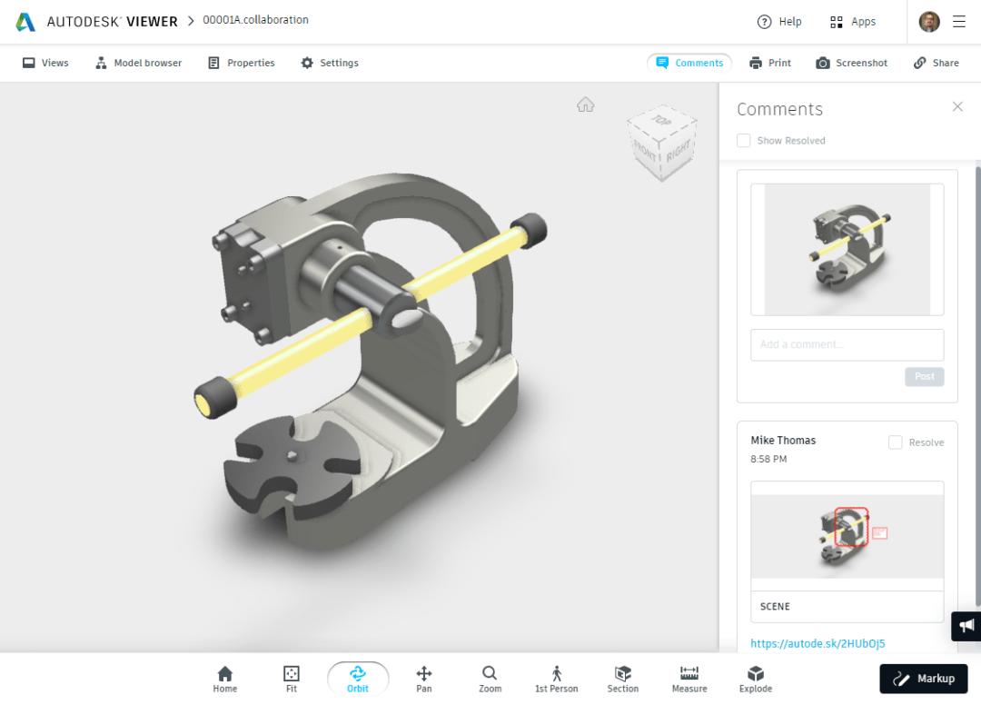 Autodesk-Viewer