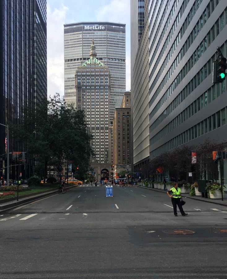 NYC Shut Down Park Avenue So I Can Ride My Bike