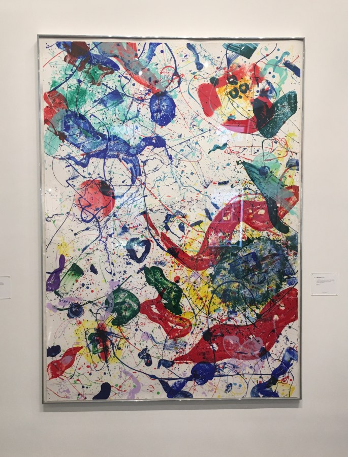 Abstract Expressionist