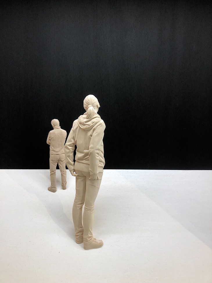 Design and Style Report image, Peter Demetz, Galleria C'a D'oro