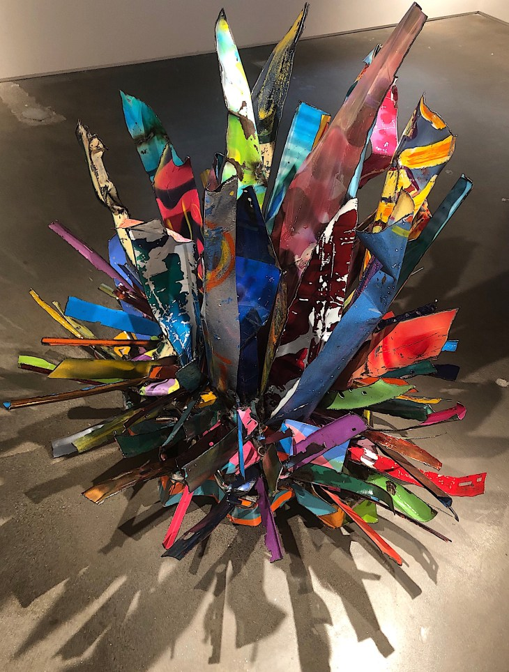 Design and Style Report image, John Chamberlain, Sotheby's