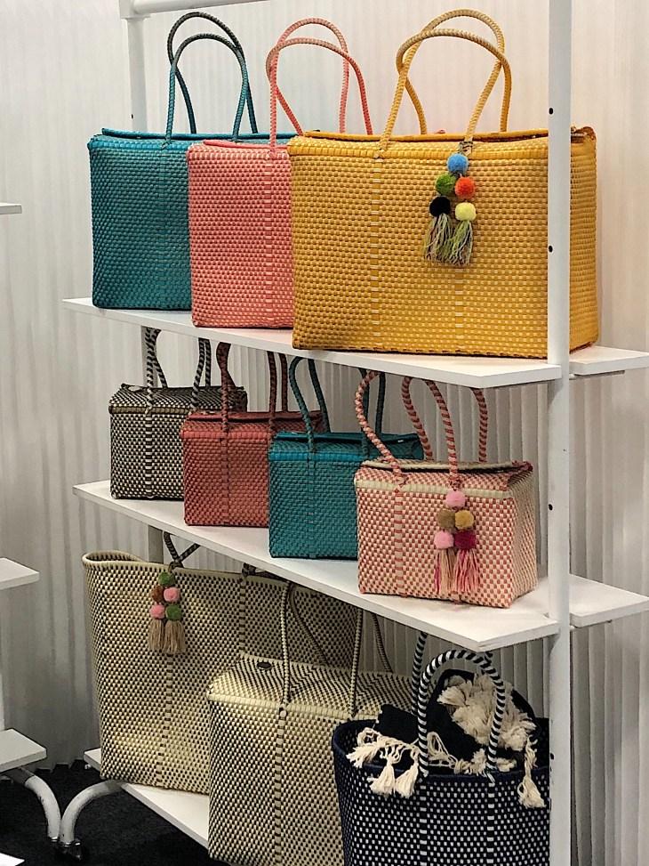 Design  and Style Report image, Un Pueblo bags, Capsule/Cabana Show
