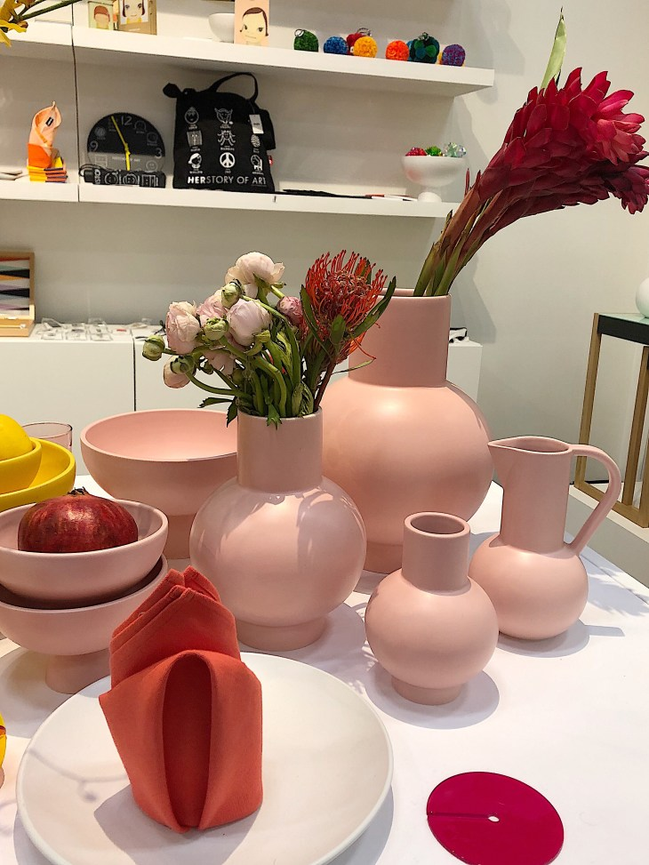 Design and Style Report image, Raawii tabletop products, Shoppe Object Show