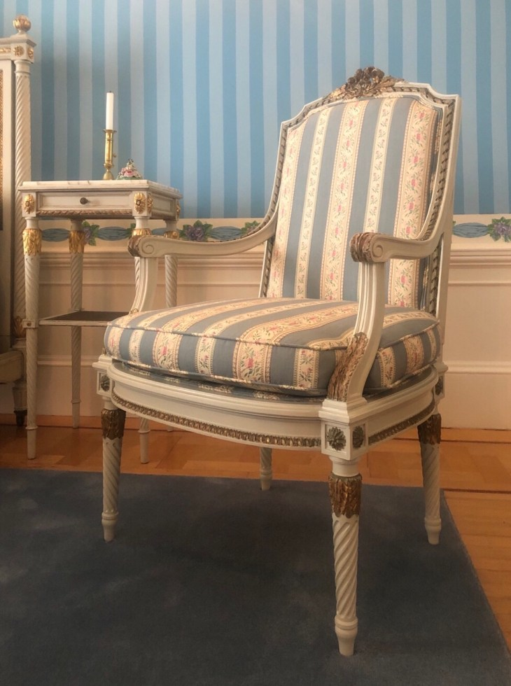 Design and Style Report image, Flagler Museum, Palm Beach, Glided Age furniture