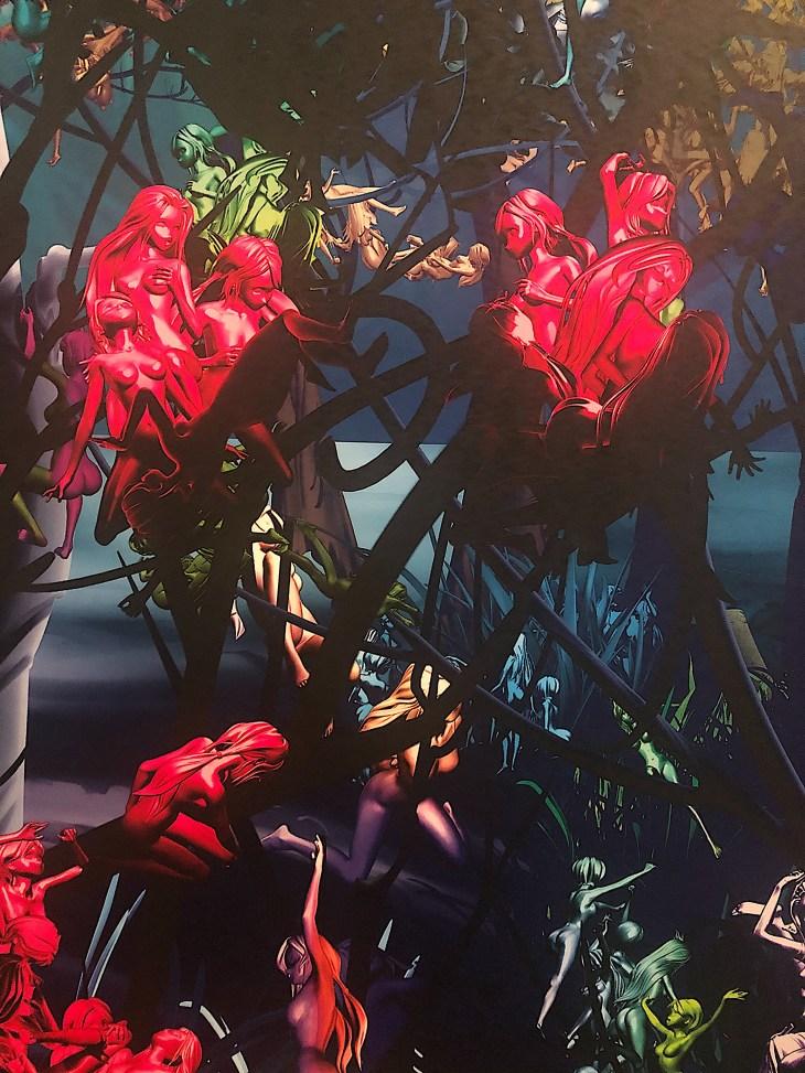 Design and Style Report image, Jessica Lichtenstein artwork at Winston Wächter Fine Art