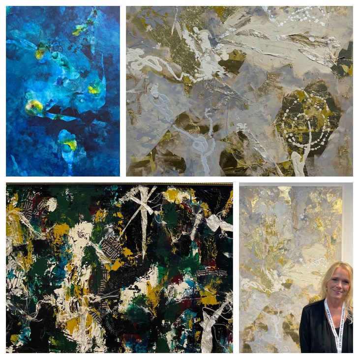 Design and Style Report image, The Other Art Fair Brooklyn, Saatchi Art, Kim Hernandez
