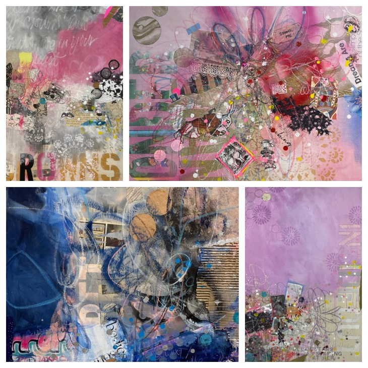 Design and Style Report image, The Other Art Fair Brooklyn, Saatchi Art, Emily Klima