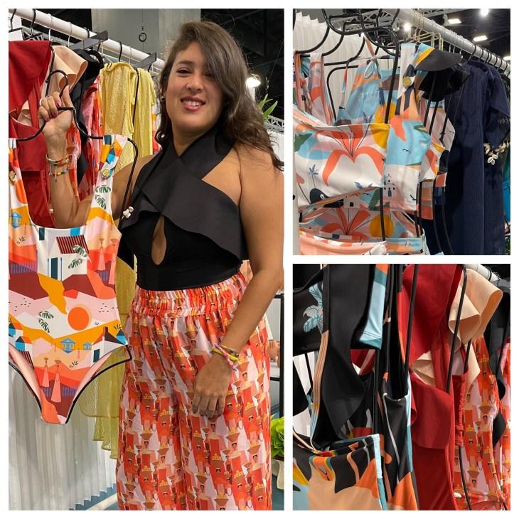 Design and Style Report image, Cabana show Miami Beach Florida, Carolina Socías Beachwear