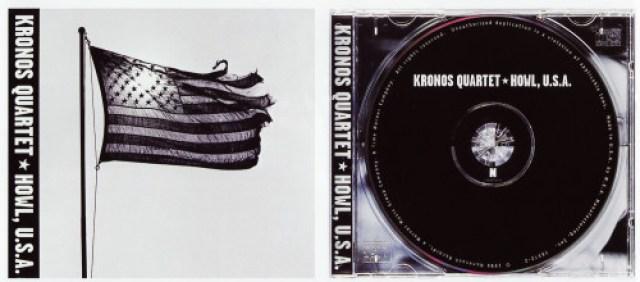 """Kronos Quartet """"Howl USA"""""""