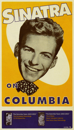 New York New York Frank Sinatra Record