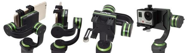 Портативный стедикам - 3D стабилизатор смартфона при ...