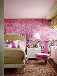 Pink Rooms All Grown Up   Design Asylum Blog
