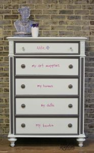 It's F* UP FRIDAY! Furniture Upcycle Friday is here!! Check out this fabulous furniture makeover.