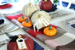 Inspiring Thanksgiving Tablescape
