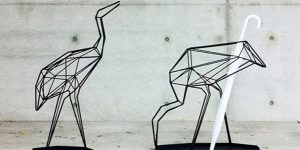 Portaombrelli-origami-the-crane